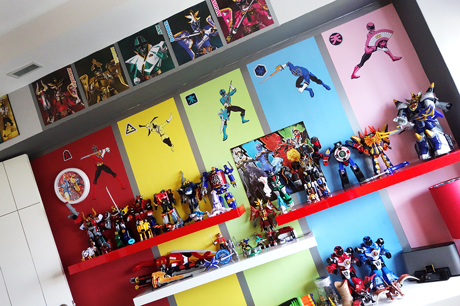 power rangers room power ranger room bedrooms bathrooms pinterest
